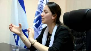 רינאל סיף אשתו של המנוח זידאן סיף מדברת לעיתון ואתר בלדנה