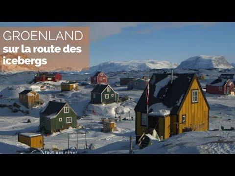 Groenland, sur la route des icebergs