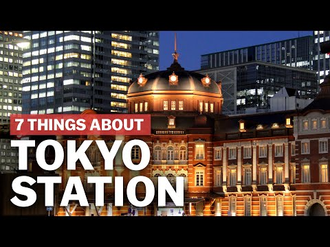7 Things To Know About Tokyo Station | Japan-guide.com