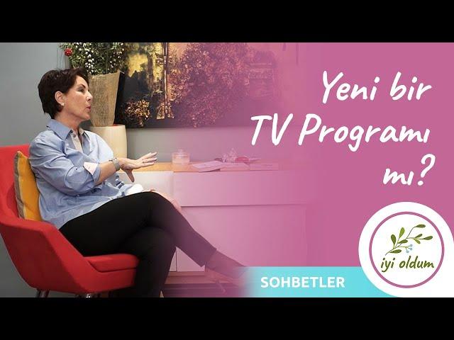 YENİ BİR TV PROGRAMI MI? | Sohbetler | Yasemin Soysal - Yasemin Conker