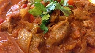 Easy Lamb Rogan Josh Recipe, Indian Food- Lamb Curry