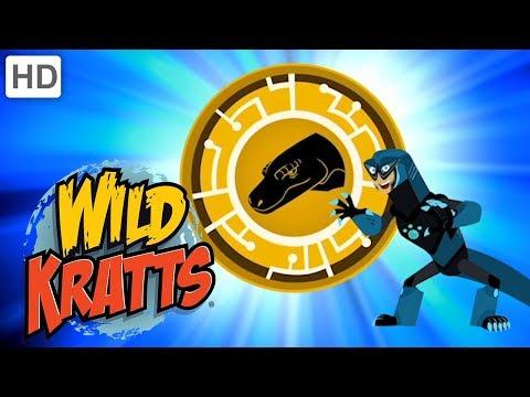 Wild Kratts 🦞🐵 Incredible Creatures! (Part 4) 🐟 Kids Videos
