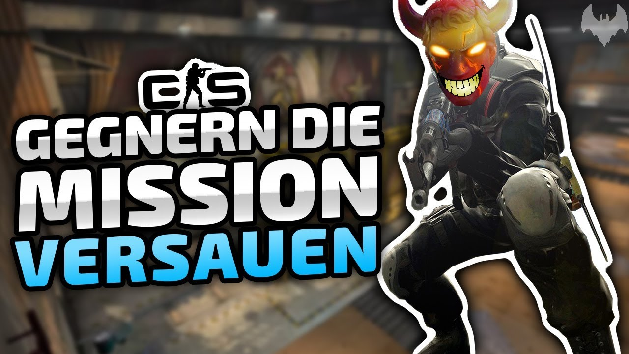 Die TRAIN-MISSION feat. TrilluXe - ♠ Counter-Strike: Global Offensive ♠ thumbnail