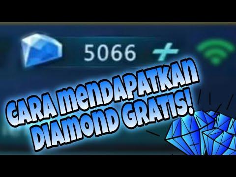 Terbongkar Cara Mendapatkan Diamond Gratis Mudah Youtube