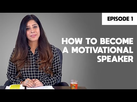 Priya Kumar - How to become a Motivational Speaker — Episode 1