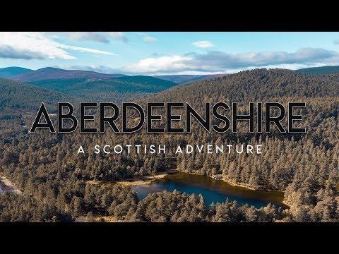 Adventure In Aberdeenshire | Scotland 2018 Travel Video