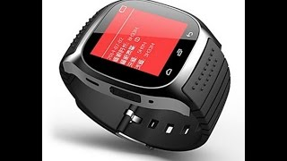 rwatch m26s wearables smart watch activity tracker sleep tracker alarm clock for android