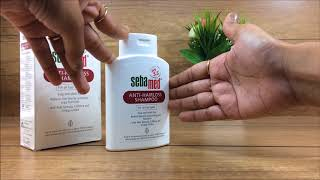 Best Reviews on Sebamed Anti Hairloss Shampoo