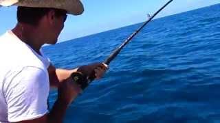 США. РЫБА нашей МЕЧТЫ! :) Океаническая РЫБАЛКА, Дегустация улова...Часть 2