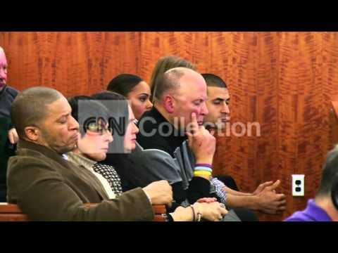 HERNANDEZ MURDER TRIAL-HERNANDEZ FAMILY IN COURT