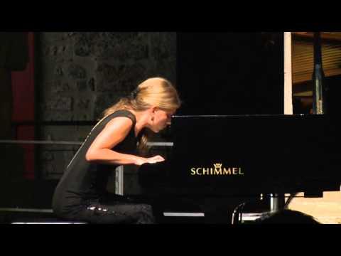 C. Debussy, Reverie; Sofia Vasheruk