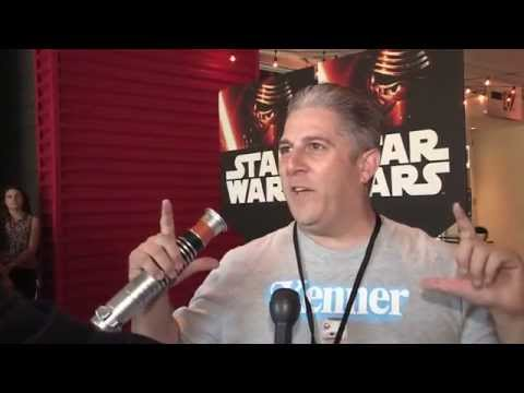 Star Wars The Force Awakens Global Toy Unboxing Event - Los Angeles