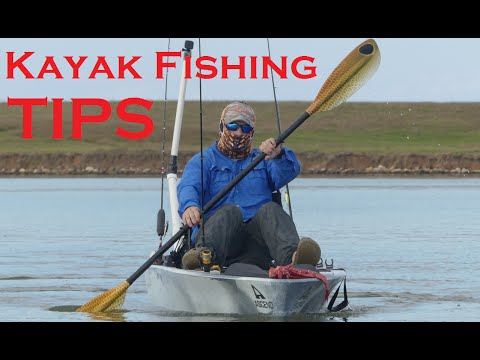 Kayak Fishing For Beginners Gear And Accessories Doovi