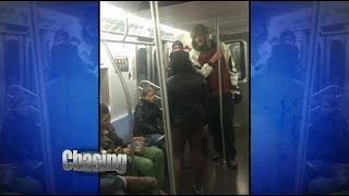 Charges Dropped Against The Subway Slapper