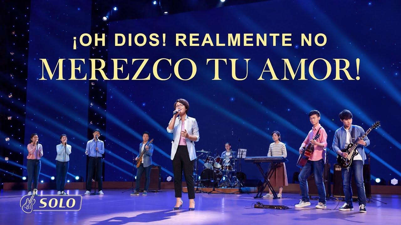 Música cristiana 2020 | ¡Oh Dios! Realmente no merezco Tu amor!