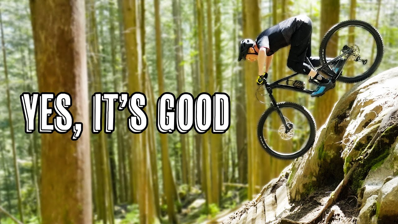 Testing How Capable This Value Mountain Bike Is...