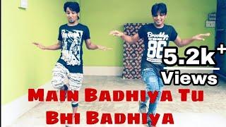 SANJU: Main Badhiya Tu Bhi Badhiya Song | Dance | Choreography Amit Arya@