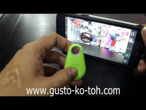 bluetooth-key-tracker