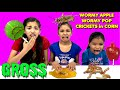 BUG EATING CHALLENGE | Gummy Bug Candy Worms Crickets | KidToyTesters