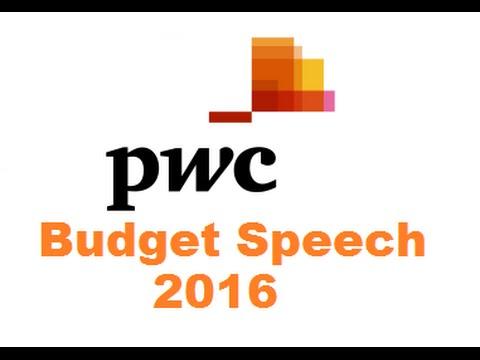 Tag: Budget Speech 2018