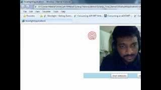 Silverlight 4: Accessing laptop camera using Silverlight 4 in C#