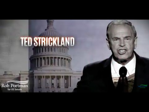 DC Insider Ted Strickland | Rob Portman for Senate