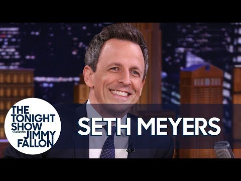 Seth Meyers Goes Full Black Mirror: Bandersnatch In His Netflix Stand-Up Special