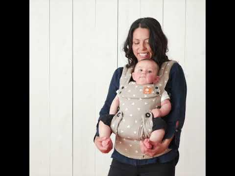 206816d069a Explore Baby Carrier - Sleepy Dust (Forward Facing). Baby Tula