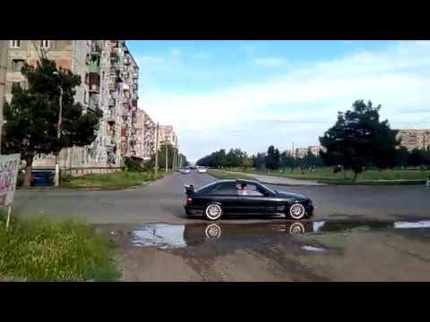 BMW 328 rustavi drift mamniashvili