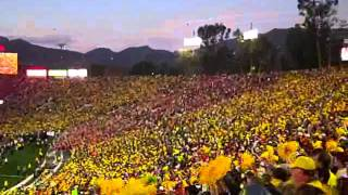 Oregon Ducks Rose Bowl 2012 - Shout!