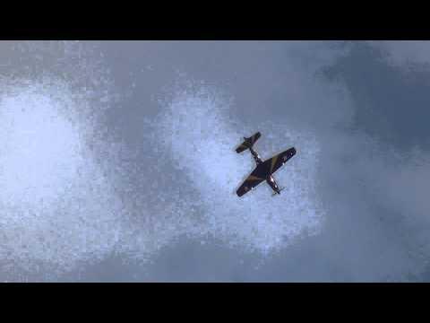 Tucano Mk 1 - Patty Wagstaff - Oshkosh 2013 - Saturday
