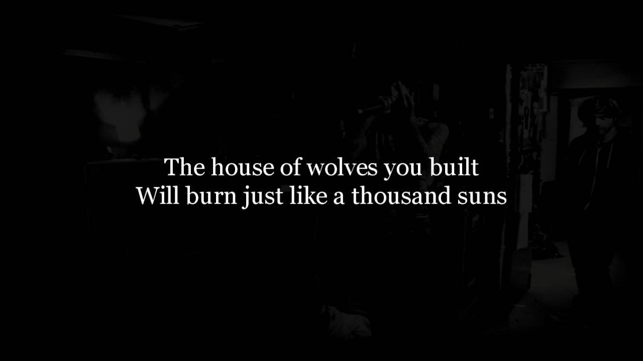 bring me the horizon the house of wolves lyrics youtube