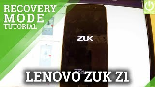 How to Open Recovery Mode in LENOVO Zuk Z1 - Exit Recovery