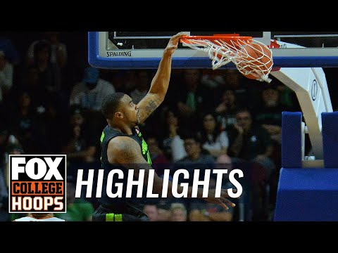 Michigan State vs. Texas | FOX COLLEGE HOOPS HIGHLIGHTS