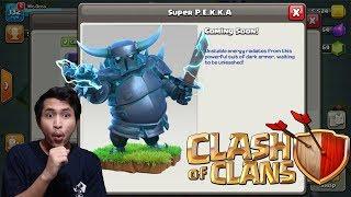 UPDATE GILA ! SUPER P.E.K.K.A DI COC ! OMG !! - Clash Of Clans Indonesia