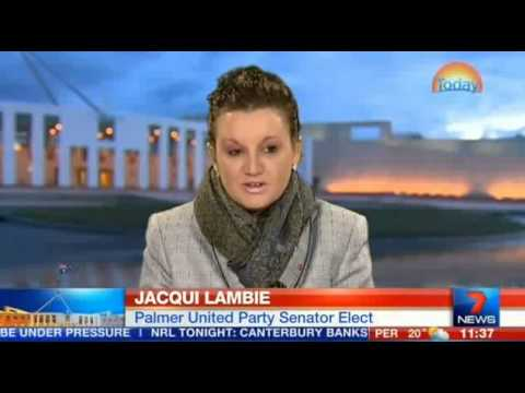 Jacqui Lambie says Abbott needs to toughen up