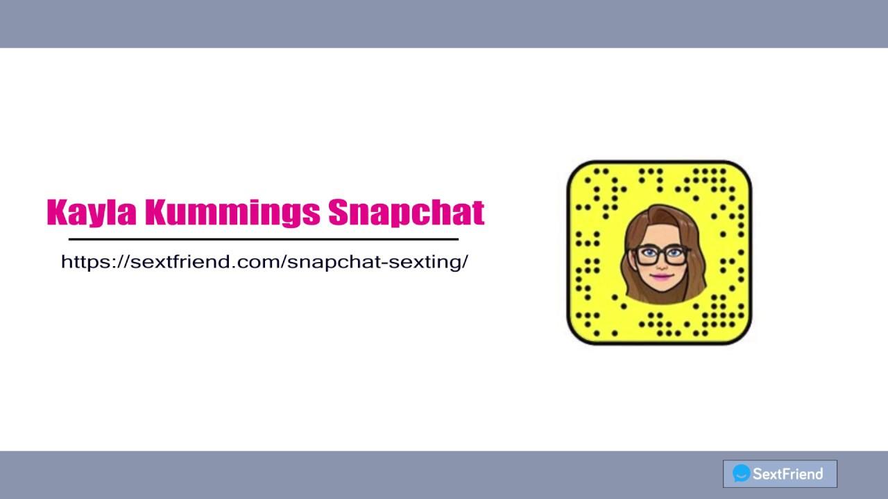 Sexting snapchat 11 BEST