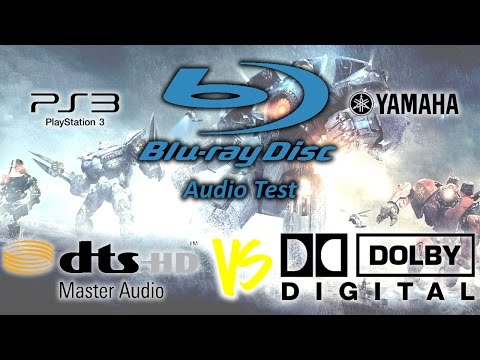 Blu-ray Audio Test - DTS vs. Dolby Digital (non original languages)
