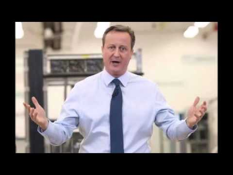 Cameron says to assert British parliament is sovereign over EU laws