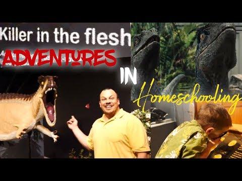 A Prehistoric Homeschooling Adventure - Episode 45