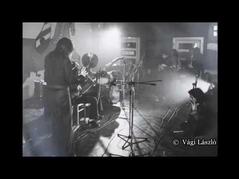 Wroclaw jazz 1975 Vági-ék