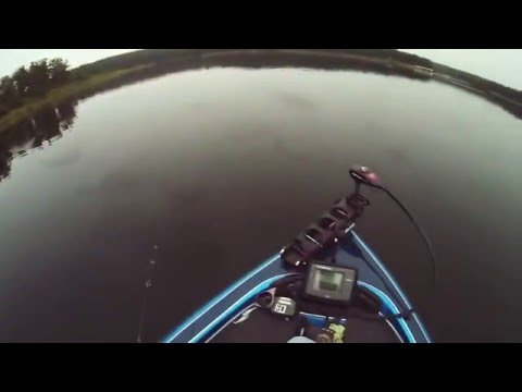 Lake Norfork Fishing With Steve's Guide Service