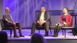Pyhä ja paha politiikka, Sari Essayah ja Timo Soini 26.10.2019 Freda42-ilta