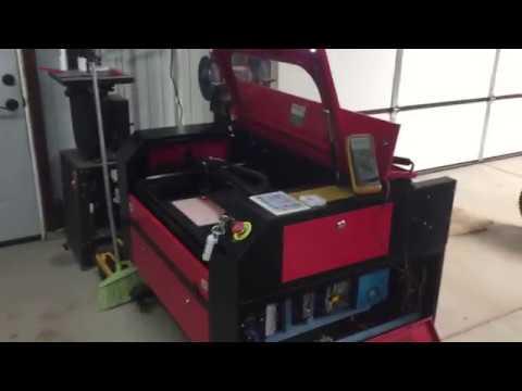 K60-750 CO2 Laser Engraver loss of power