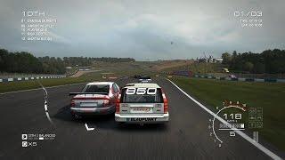 Grid Autosport PC [HD]: Volvo 850 Estate Touring Car in Donington Park, Touring Legends Pack DLC