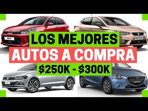 Los MEJORES AUTOS A Compra Entre $250k-$300k | Motoren Mx