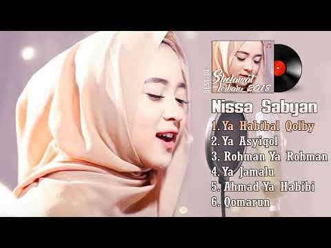 Nissa Sabyan Gambus - Full Album ( Video Lirik ) Sholawat Hits 2018