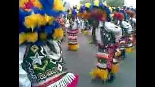 danza nueva san judas tadeo el son de do...