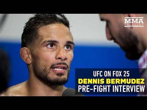Dennis Bermudez Broke Guinness Record Twice, Still Holding Out Hope For Free Book - MMA Fighting