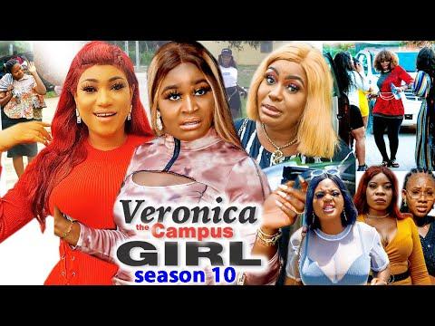 VERONICA THE CAMPUS GIRL SEASON 10(Trending New Movie)Chizzy Alichi 2021 Latest Nigerian  Movie 720p